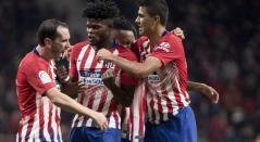 Atlético de Madrid remontó y le ganó al Athletic Bilbao