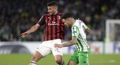 Real Betis vs Milan
