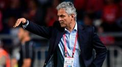 Reinaldo Rueda, técnico de la Selección de Chile