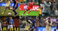 Colombianos Liga MX