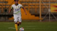 Sherman Cárdenas, jugador de Bucaramanga