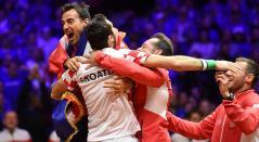 Croacia se coronó campeón de la Copa Davis