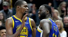 Kevin Durant, exjugador del Warriors de Golden State