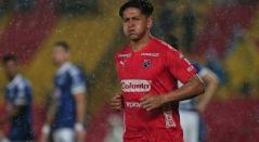 Germán Cano, delantero de Independiente Medellín