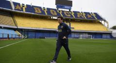 Guillermo Barros Schelotto, extécnico de Boca Juniors