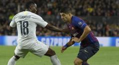 Inter de Milán vs Barcelona