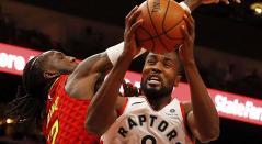 Raptors ganan a Grizzlies duelo de líderes