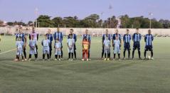 Estadio Erwin O'neill de San Andrés, para el Torneo Águila 2019
