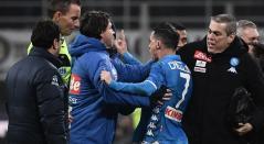 Inter de Milan vs Napoli