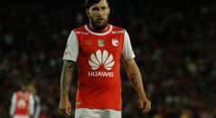 Jonathan Gómez, volante argentino