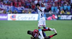 Medellín hizo más por intentar abrir el marcador ante Junior en el primer tiempo