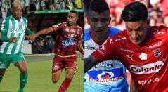 Atlético Nacional y Medellín perdieron sus respectivas finales de Liga durante el 2018