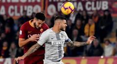 Roma Vs. Inter de Milan