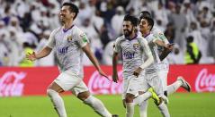 Al Ain derrotó al Wellington en el Mundial de Clubes