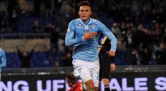 Brayan Perea, jugador colombiano