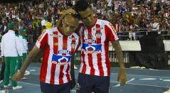 Jarlan Barrera y James Sánchez - Junior 2018
