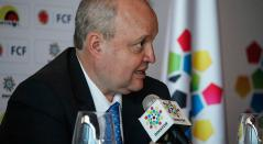 Jorge Enrique Vélez, presidente de la Dimayor
