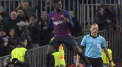 Ousmane Dembélé, jugador del FC Barcelona