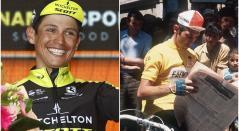 Edyy Merckx invitado del Gran Fondo de Esteban Chaves