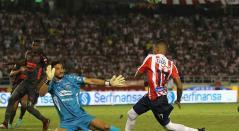 Junior supero a Medellín