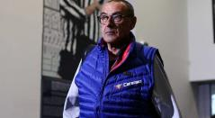 Maurizio Sarri, técnico italiano