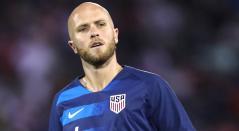 Michael Bradley, uno de los jugadores destacados de Estados Unidos