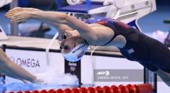 Missy Franklin, cinco veces medallista de oro olímpica, se retira a los 23 años