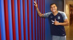 Jeison Murillo, nuevo jugador del Barcelona