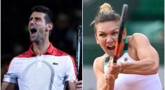 Novak Djokovic y Simona Halep, los Mejores de 2018 para la ITF