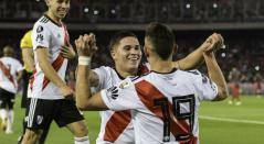 Colombianos en River Plate
