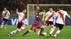 River Plate vs Barcelona, Mundial de Clubes 2015