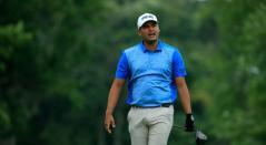 Sebastián Muñoz, golfista colombiano en el PGA Tour