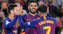 Barcelona busca un delantero como alternativa de Messi y Luis Suárez