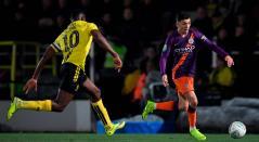 Ian Carlo Poveda hizo lo que no pudieron Marlos Moreno y David González en el Manchester City