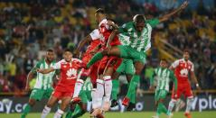 Independiente Santa Fe Vs. Atlético Nacional