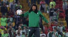 René Higuita, preparador de arqueros de Atlético Nacional