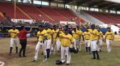 Caimanes en la Serie Latinoamericana