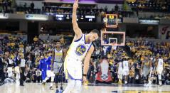 Stephen Curry, jugador de los Warrios
