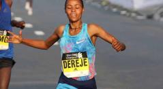 Roza Dereje, atleta etíope