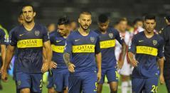Boca Juniors perdió su primer partido en el año