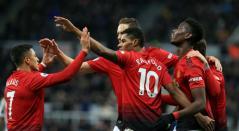 Manchester United ganó