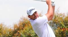 Marcelo Rozo, una de las cartas colombianas en el Web.com de golf en Bogotá