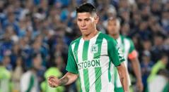 Jorman Campuzano, exjugador de Atlético Nacional