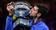 Novak Djokovic ganó por séptima vez el Abierto de Australia