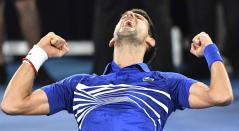 Novak Djokovic, campeón del Abierto de Australia 2019
