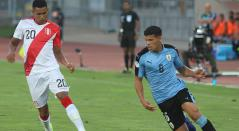 Perú vs Uruguay - Sudamericano Sub 20