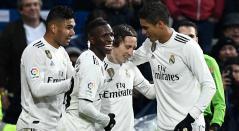 Real Madrid recuperó el tercer lugar en la liga española