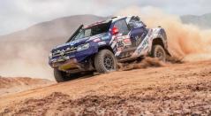 Mauricio Salazar Sierra y Mauricio Salazar Velásquez, Rally Dakar