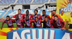 Unión Magdalena debutó con derrota ante Jaguares en la Liga Águila