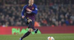Jugador Arthur del Barcelona